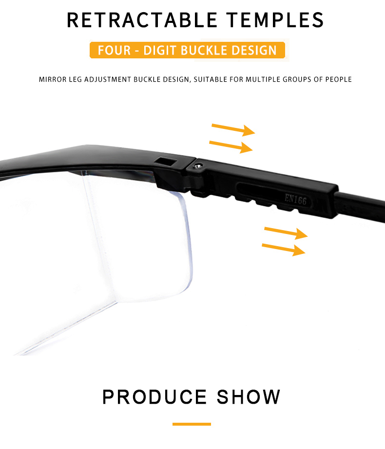 Big stock eye protection safety glasses for MEN for Women